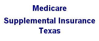 Medicare Supplement Rates in Texas